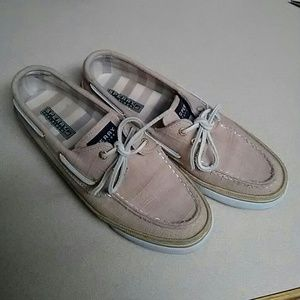 Nude Blush Sperry Top siders